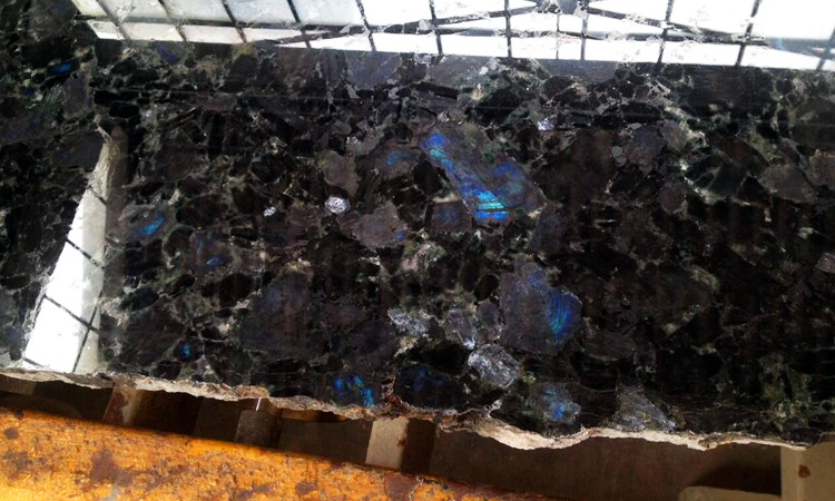 BLUE LABRADORITE slabs